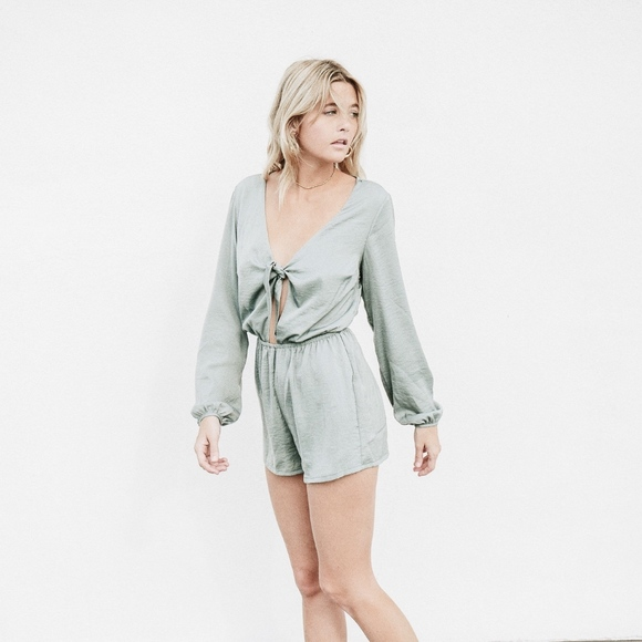 "Dresses & Skirts - THE ""CATEY"" ROMPER"